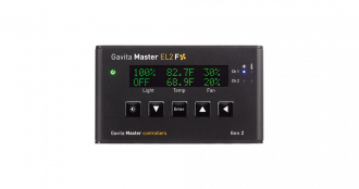 Gavita Master EL2F fahrenheit front with fan